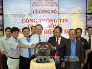 Ra mắt Cổng thông tin giao thông TP Hồ Chí Minh
