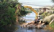 Đầu tư xây dựng các công trình thủy lợi ứng phó với biến đổi khí hậu