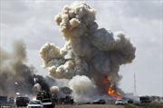 Kinh hoàng với đòn đánh IS của tàng hình cơ B-2 ở Libya