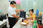 Sơn TOA Việt Nam mang Xuân yêu thương đến với bệnh nhi ung thư