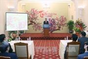 Phó Thủ tướng, Bộ trưởng Ngoại giao Phạm Bình Minh gặp mặt báo chí nhân dịp năm mới 2017