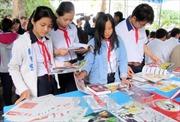 Hàng trăm ấn phẩm báo chí tại Hội báo Xuân Đinh Dậu các địa phương