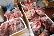 Liên tục bắt giữ thực phẩm không rõ nguồn gốc tại Cao Bằng