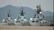 Tàu chiến Trung Quốc thăm các nước Vùng Vịnh