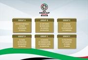 Việt Nam vào bảng 'dễ thở' vòng loại thứ 3 AFC Asian Cup 2019