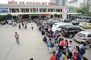 Hà Nội vận chuyển 83 triệu hành khách trước Tết Nguyên đán