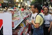 Khai mạc lễ hội đường sách Tết Đinh Dậu