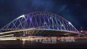 Hải Phòng thông tuyến cây cầu vòm thép khổng lồ