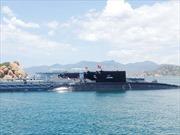 Việt Nam đã có đủ bộ 6 chiếc tàu ngầm lớp Kilo hiện đại