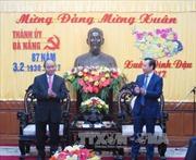 Thủ tướng chúc Tết Đảng bộ, chính quyền và nhân dân Đà Nẵng