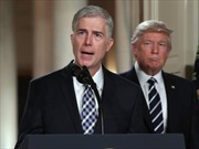 Tổng thống Mỹ đề cử Chánh án Tòa án Tối cao trẻ nhất trong 25 năm