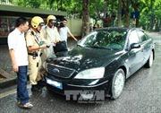 Yêu cầu Bộ Công an báo cáo việc cấp biển số xe ô tô 80A, 80B cho doanh nghiệp