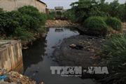 Vô tư xả thải gây ô nhiễm, hai doanh nghiệp bị xử phạt trên 200 triệu đồng