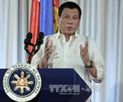 Tổng thống Philippines tuyên bố rút khỏi hòa đàm với lực lượng nổi dậy