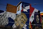 Bức tường biên giới Mỹ - Mexico sẽ có đoạn... vô hình