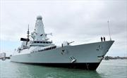 Chiến hạm Anh ầm ĩ đến mức tàu ngầm Nga cách cả trăm km cũng nghe thấy