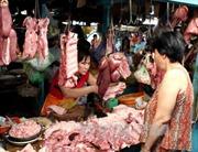 Nghịch lý giá lợn hơi thấp, giá thịt lợn trên thị trường cao