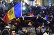 Nửa triệu người Romania biểu tình phản đối chính phủ