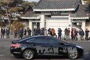 Quyền Tổng thống Hàn Quốc từ chối cho khám xét Nhà Xanh