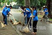 Thanh niên Thủ đô hành động vì một 'Hà Nội xanh'