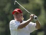 Ông Trump 'thắng' hai người tiền nhiệm trong cuộc đua tới… sân golf