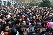 Dân số Trung Quốc sẽ đạt 1,42 tỷ vào năm 2020