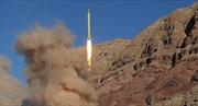 Iran tiếp tục thử tên lửa 'nắn gân' Mỹ