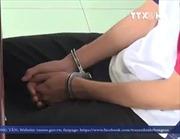 Bắt giữ nghi can siết cổ tài xế taxi nghi cướp tài sản