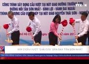 Xây 2 cầu vượt 'giải cứu' sân bay Tân Sơn Nhất