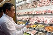 Thịt lợn rõ nguồn gốc xuất xứ hút người tiêu dùng