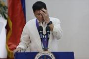 Rộ tin Tổng thống Philippines Duterte bị ung thư?