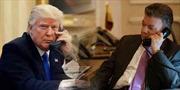 Tổng thống Colombia điện đàm 25 phút với ông Trump