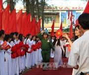 Tuyển nhận công dân nữ thực hiện nghĩa vụ quân sự