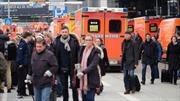 Khách ho, chảy nước mắt vì mùi lạ, Đức đóng cửa khẩn cấp sân bay