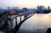 Những toa tàu đầu tiên của dự án đường sắt Cát Linh - Hà Đông cập cảng Hải Phòng