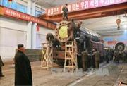 HĐBA LHQ họp khẩn về vụ thử tên lửa của Triều Tiên