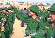 Tuổi trẻ cả nước nô nức tòng quân
