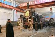 Mỹ kêu gọi quốc tế 'cứng rắn' trước vụ thử tên lửa của Triều Tiên