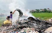Các làng nghề Hà Nội đều bị ô nhiễm