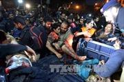 Taliban vừa đánh bom tại Pakistan, vừa bắt cóc ở Afghanistan