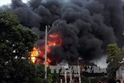 Kịp thời dập tắt một đám cháy khi chủ nhà đi vắng