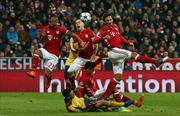 Ba bàn thắng trong vòng 10 phút, Bayern Munich nhận chìm Arsenal