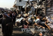 16 người thiệt mạng trong vụ đánh bom xe ở Baghdad