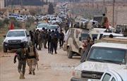 Quân đội Thổ Nhĩ Kỳ kiểm soát hầu hết thành phố al-Bab của Syria