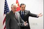 Ngoại trưởng Mỹ hối thúc Trung Quốc hỗ trợ trong vấn đề Triều Tiên