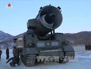 Triều Tiên có thể phát triển ICBM bắn tới Mỹ trong 5 năm tới