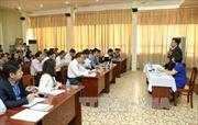 Các cuộc họp Bộ Khoa học và Công nghệ chủ trì trong khuôn khổ Hội nghị lần thứ nhất các quan chức cao cấp APEC