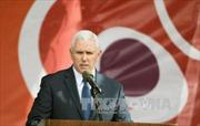 Phó Tổng thống Mỹ khẳng định ủng hộ NATO, sát cánh châu Âu