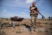 Bộ tứ Normandy nhất trì duy trì ngừng bắn tại Donbass