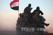 Các lực lượng Iraq áp sát sân bay chiến lược ở Mosul
